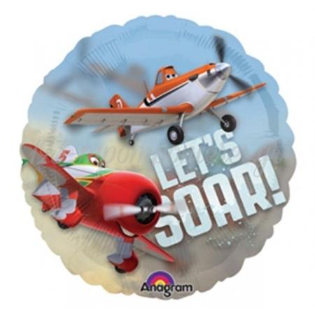 Μπαλονι Foil 66Cm Αεροπλανα Disney See Thru – ΚΩΔ.:527948-Bb