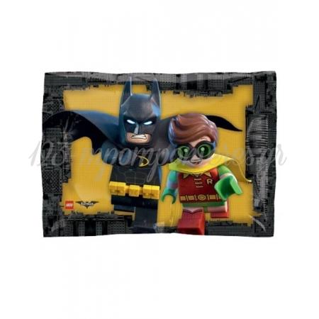Μπαλονι Foil 40X30Cm Junior Shape Lego Batman -ΚΩΔ.:535876-Bb