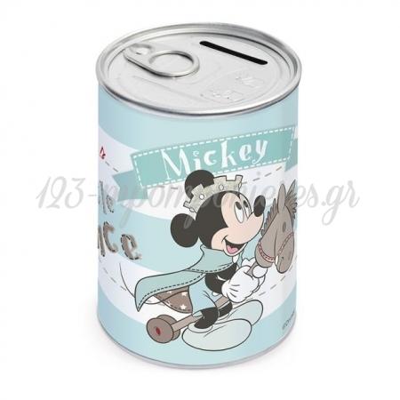 Μεταλλικη Κονσερβα-Κουμπαρας Mickey - ΚΩΔ:Tin259-Pr