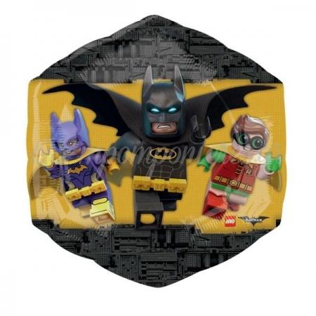 Μπαλονι Foil 48X73Cm Supershape Lego Batman – ΚΩΔ.:535867-Bb