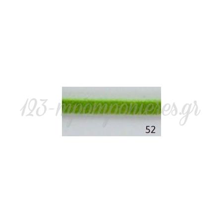 ΚΟΡΔΟΝΙΑ ΔΕΡΜΑΤΑΚΙΑ 2mm ΣΟΥΕΤ ΣΕ ΚΑΡΟΥΛΙΑ 91,44m - ΚΩΔ: 2520704-B