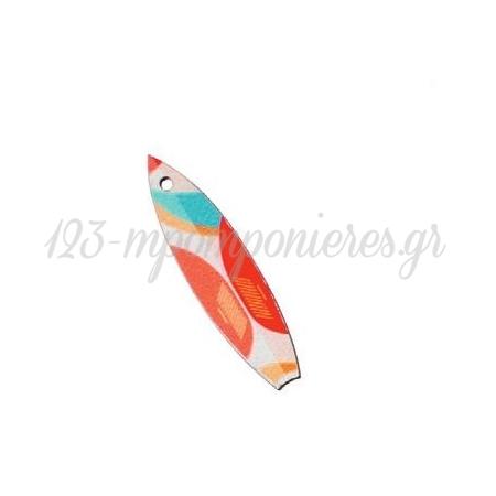 ΞΥΛΙΝΗ ΣΑΝΙΔΑ ΤΟΥ SURF 1.2X5CM - ΚΩΔ:M3612-AD