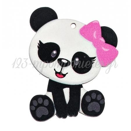 Ξυλινο Panda 4X5Cm - ΚΩΔ:M4432-Ad