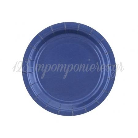 Πιατα Γλυκου Μπλε- ΚΩΔ:Gj-T7Nb-Bb
