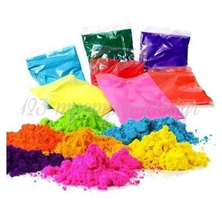 Χρωματιστη Πουδρα Ροζ 120Gr - ΚΩΔ:3506997-Bb