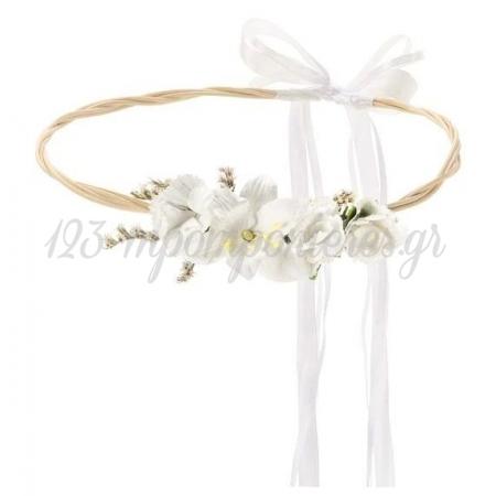 Στεφανι Λουλουδιων Για Τα Μαλλια - ΚΩΔ:Wian5-Bb