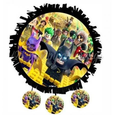 Πινιατα Lego Batman - ΚΩΔ:553153-117-Bb