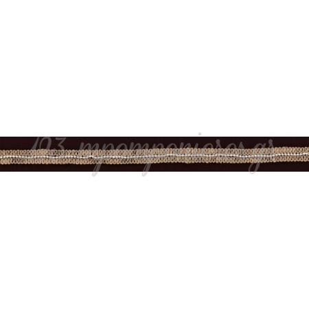ΚΟΡΔΕΛΑ ΛΙΝΑΤΣΑ ΜΕ ΠΕΡΛΑ 1.5CMX10Μ - ΚΩΔ:M7941-AD