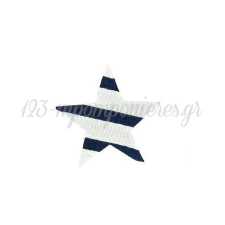 ΜΑΝΤΗΛΙ ΑΣΤΕΡΙ ΡΙΓΕ 6CM - ΚΩΔ:M9574-1-AD
