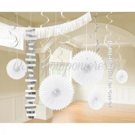 Διακοσμητικο Σετ Frosty White - ΚΩΔ:241700-08-55-Bb