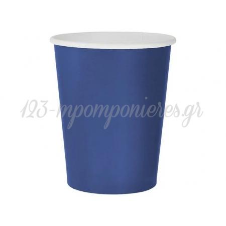 Χαρτινα Ποτηρια Royal Blue - ΚΩΔ:Gj-Kbnb-Bb