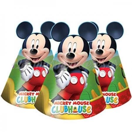 Καπελα Με Κοπτικο Mickey Mouse - ΚΩΔ:81516-Bb