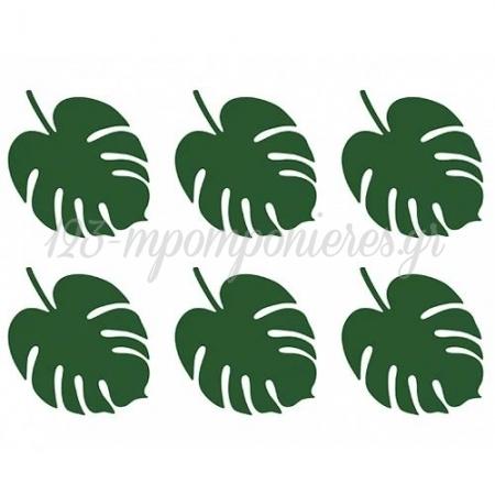 Διακοσμητικα Tropical Leaves Aloha 14.5X11Cm - ΚΩΔ:Wsp3-Bb