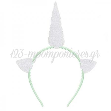 ΣΤΕΚΑ ΜΑΛΛΙΩΝ ΜΟΝΟΚΕΡΟΣ GLITTER - ΚΩΔ:OPP35-BB