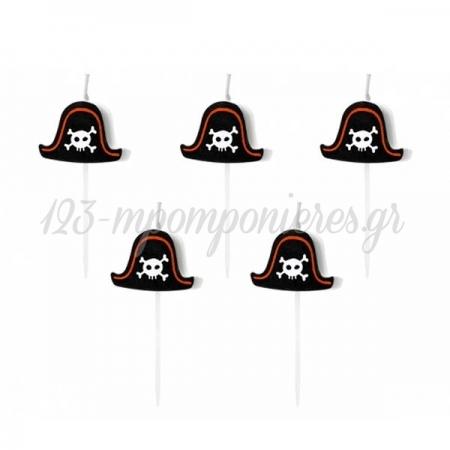 Κερακια Τουρτας Πειρατες 2Cm - ΚΩΔ:Scs-3-Bb