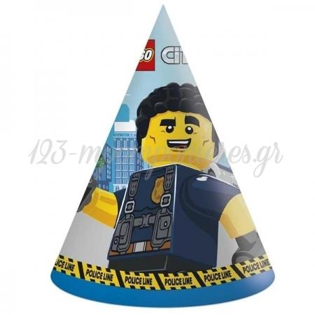 Καπελακι Lego City 17Cm - ΚΩΔ:92252-Bb