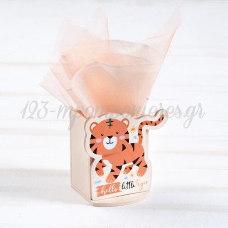 Ξυλινη Μολυβοθηκη Τιγρης - ΚΩΔ:Ml965-Pr