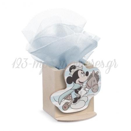 Ξυλινη Μολυβοθηκη Mickey Prince - ΚΩΔ:Na260-Pr
