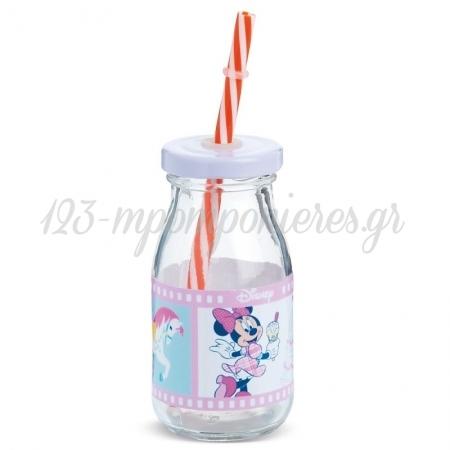 Μπουκαλι Γαλακτος Minnie Carousel 200Ml - ΚΩΔ:Na1126-Pr