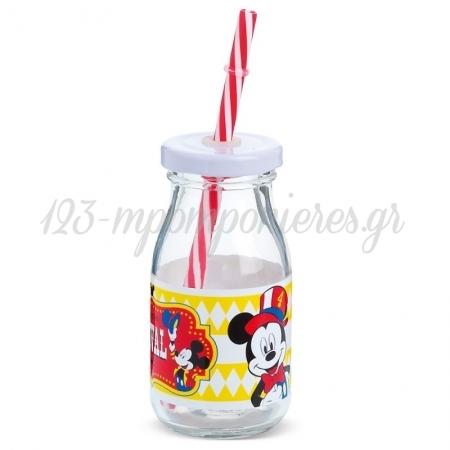 Μπουκαλι Γαλακτος Mickey Carnival 200Ml - ΚΩΔ:Na2113-Pr