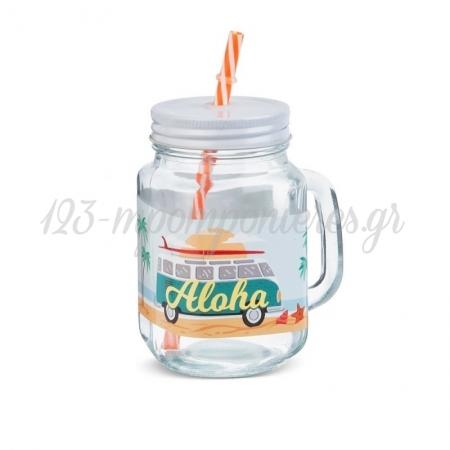 Γυαλινη Κουπα Aloha 300Ml - ΚΩΔ:Sb972-Pr