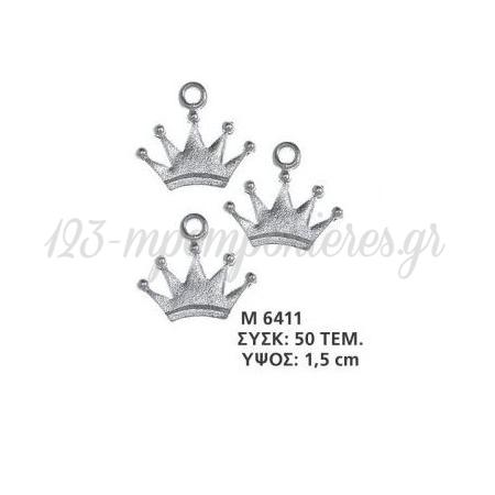 Κορωνες Μεταλλικες Διακοσμητικες - ΚΩΔ: M6411-Ad