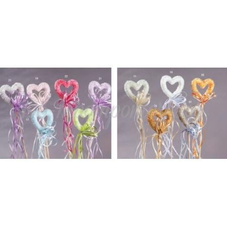 Στικ Καρδιες Με Χαντρες Μεγαλες ΚΩΔ: 5010670