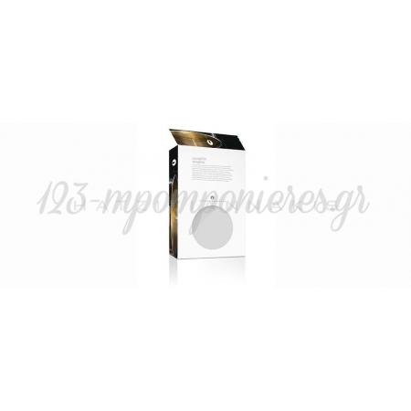 Κουφετα Χατζηγιαννακη Piccolino Λευκο Γυαλισμενο Τετρακιλη Συσκευασια - ΚΩΔ: 135154-002