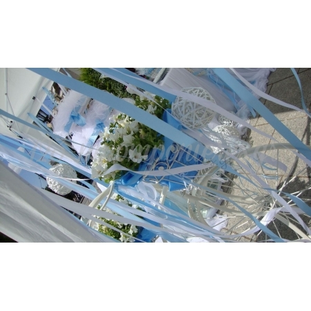 Στολισμος Γαμοβαπτισης Εκκλησιας Ποδηλατο ΚΩΔ.: Sv-857