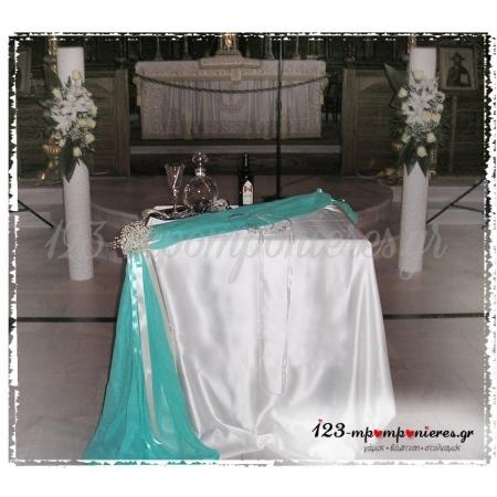 Στολισμος Γαμου Και Βαπτισης Μαζι - Καρουζελ - Ευοσμος - ΚΩΔ: Kar-424