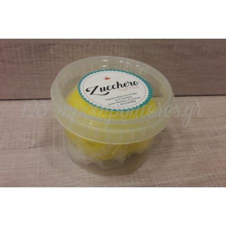 Ζαχαροπαστα Κιτρινη 250Γρ - ΚΩΔ: Zax0113-Sw