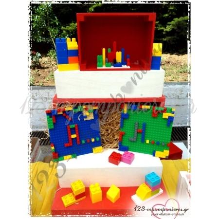 ΣΤΟΛΙΣΜΟΣ ΒΑΠΤΙΣΗΣ LEGO - ΠΑΝΑΓΙΑ ΣΟΥΜΕΛΑ ΒΕΡΟΙΑΣ - ΚΩΔ:LEGO-123