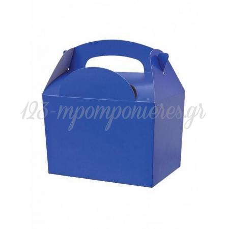 ΚΟΥΤΙ PARTY BOX ΣΕ ΧΡΩΜΑ ROYAL BLUE - ΚΩΔ:1-GS-118-JP