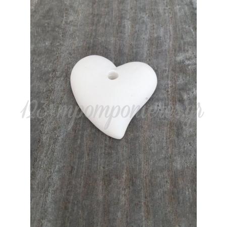 Κεραμικη Καρδια Κρεμαστη 4,5Εκ - ΚΩΔ:B53-Rn